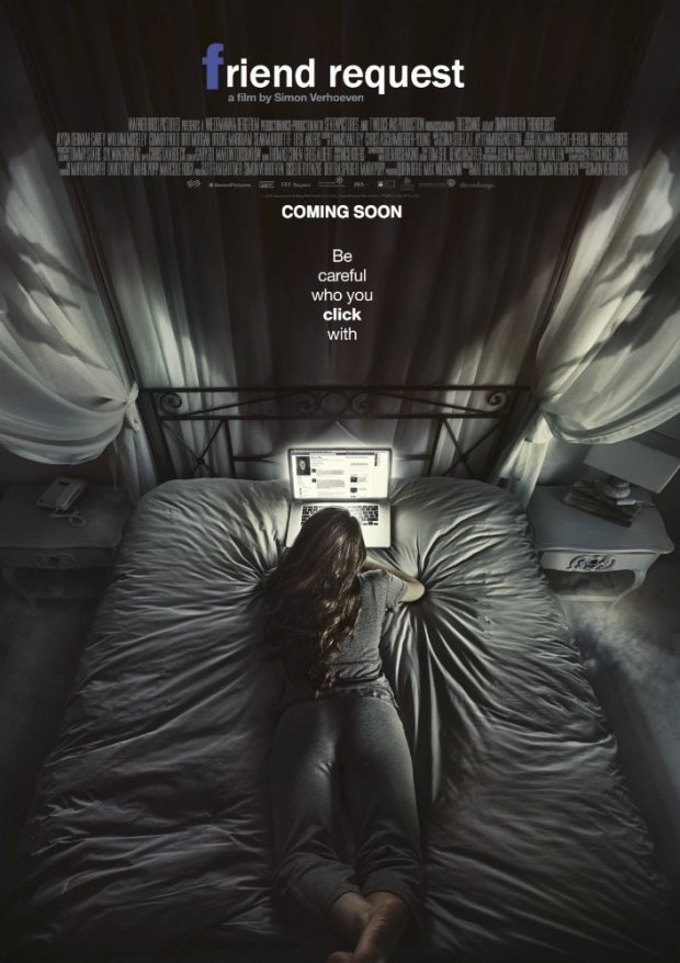 Friend Request 2016 Movie Watch Online Free
