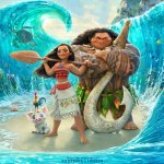 Moana 2016 Hindi Dubbed Movie Free Download