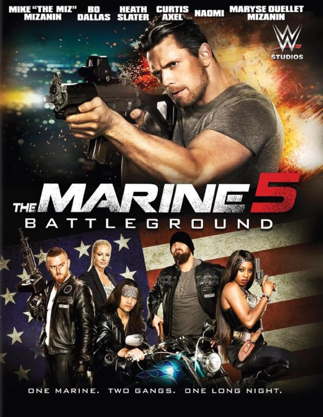 The Marine 5: Battleground 2017 Movie Watch Online Free