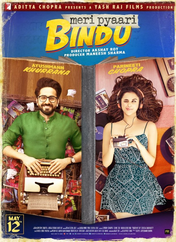 Meri Pyaari Bindu 2017 Hindi Movie Free Download
