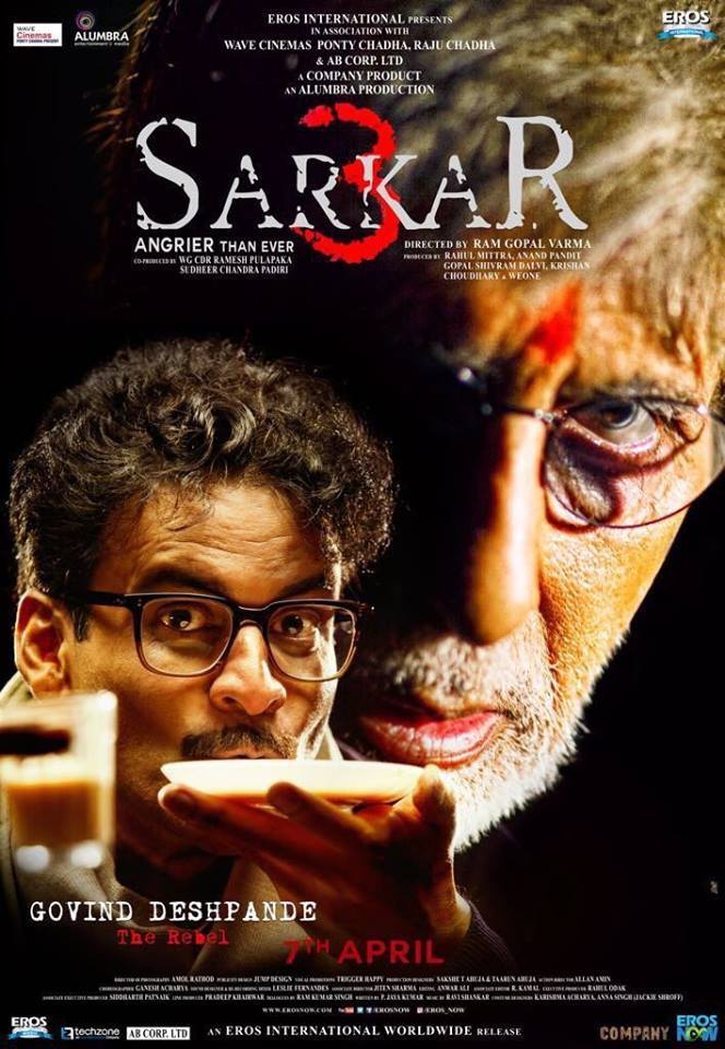 Sarkar 3 (2017) Hindi Movie Free Download