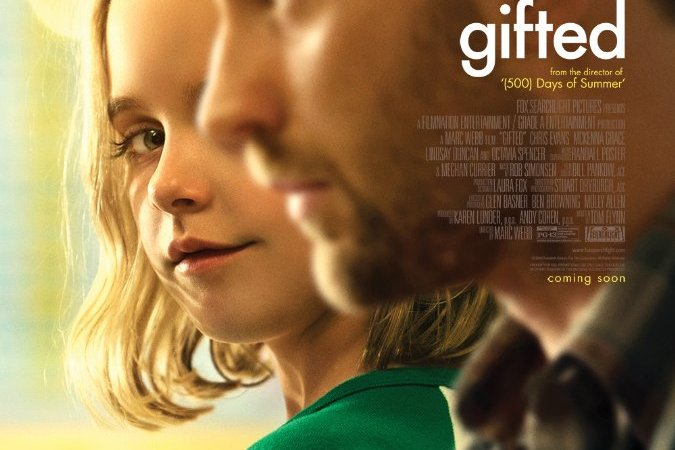 Gifted 2017 Movie Free Download