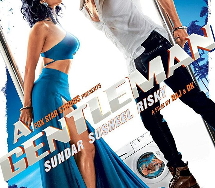 A Gentleman 2017 Hindi Movie Free Download