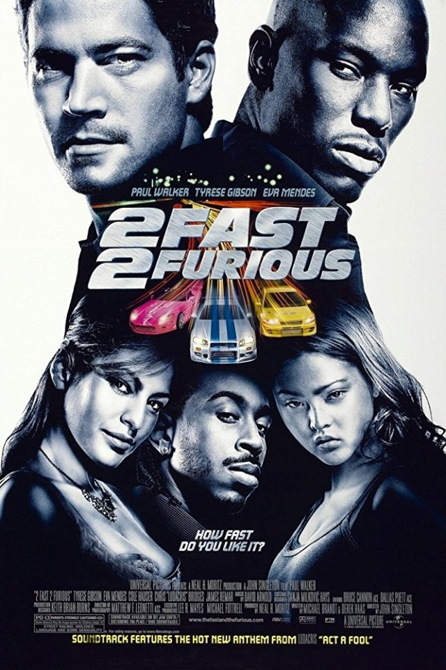 2 Fast 2 Furious 2003 Hindi Dubbed Movie Free Download