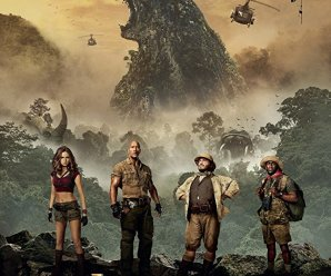 Jumanji: Welcome to the Jungle 2017 Full Movie Free Download