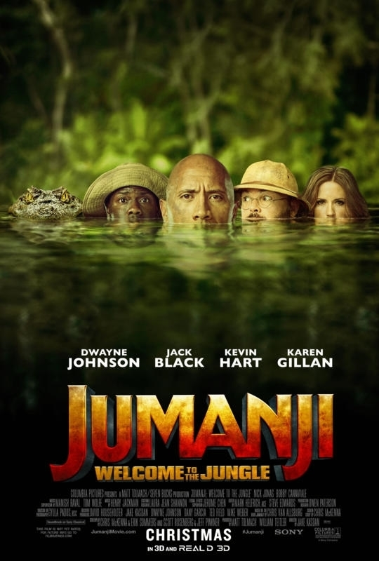 Jumanji Welcome to the Jungle 2017 Hindi Dubbed Movie Free Download