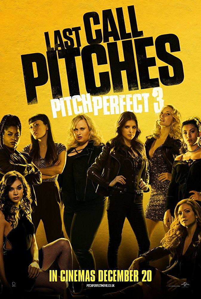 Pitch Perfect 3 (2017) Full Movie Free Download