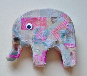 The elephant is an animal that can appear as part of power animal retrieval