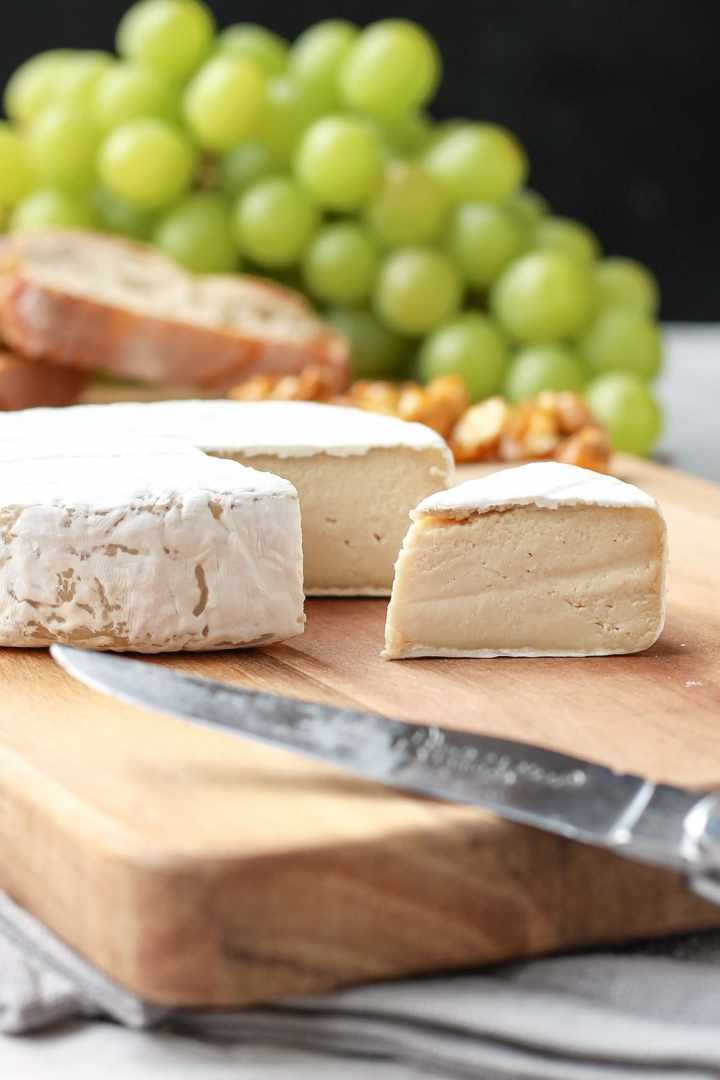 Vegan Aged Camembert Cheese