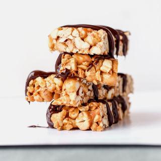 Cashew Vanilla Snack Bars
