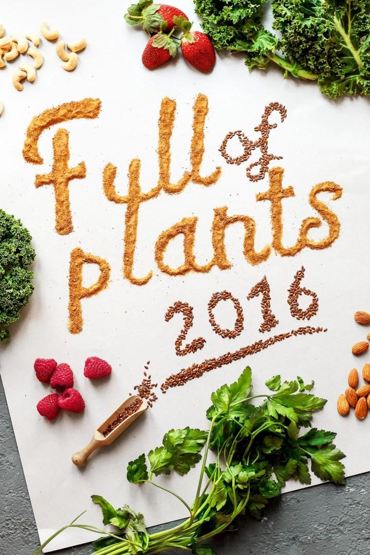 Full of Plants - Best of 2016