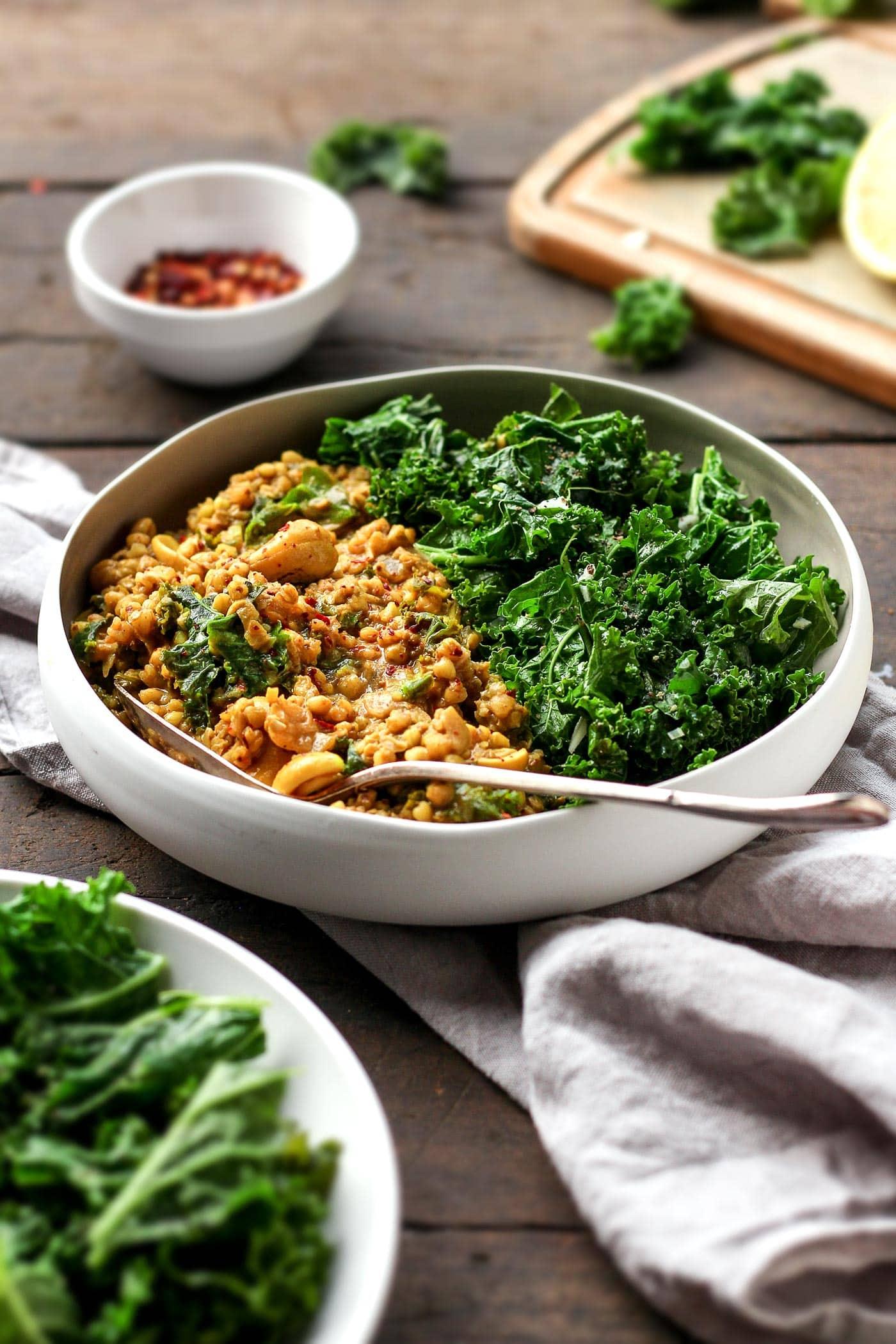 Buckwheat - meat substitute 47
