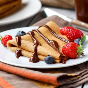 Easy Vegan French Crepes Gluten Free Full Of Plants