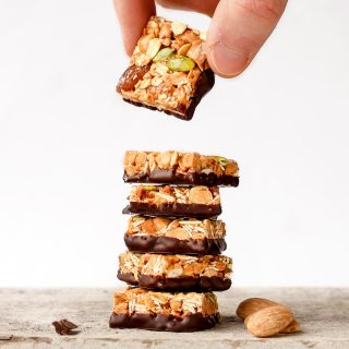 Raisin & Almond Snack Squares