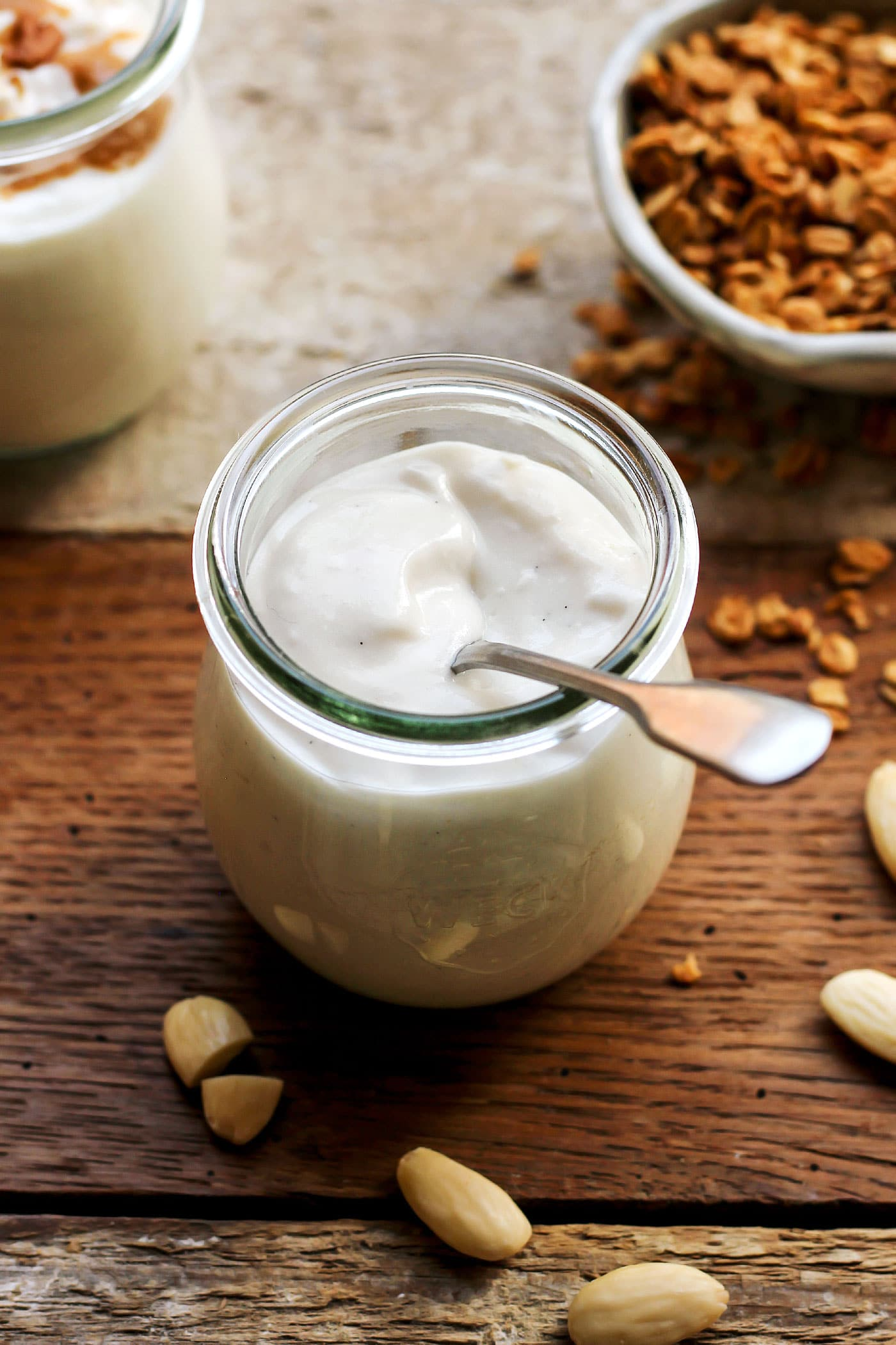 The Best Vegan Almond Milk Yogurt
