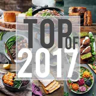Top 10 Recipes of 2017