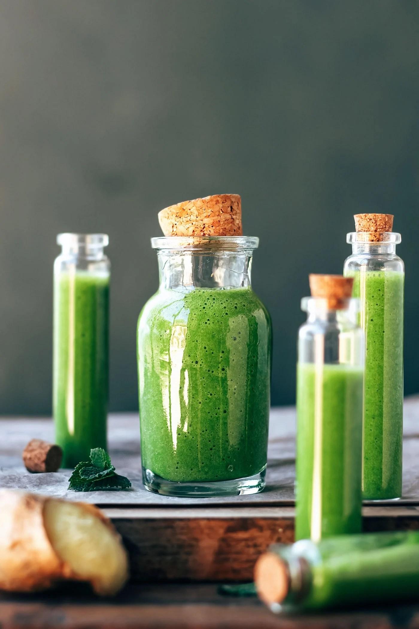 Wellness Green Elixir