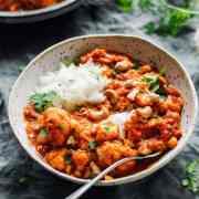 Instant Pot Cauliflower Tikka Masala