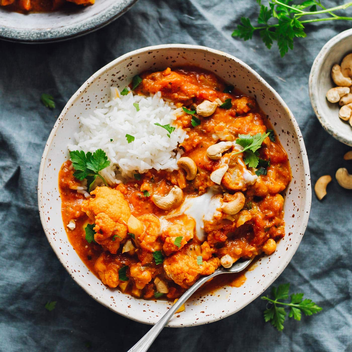 Instant pot cauliflower tikka masala full of plants forumfinder Images