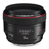 Canon 50mm 1.2 L USM Lens