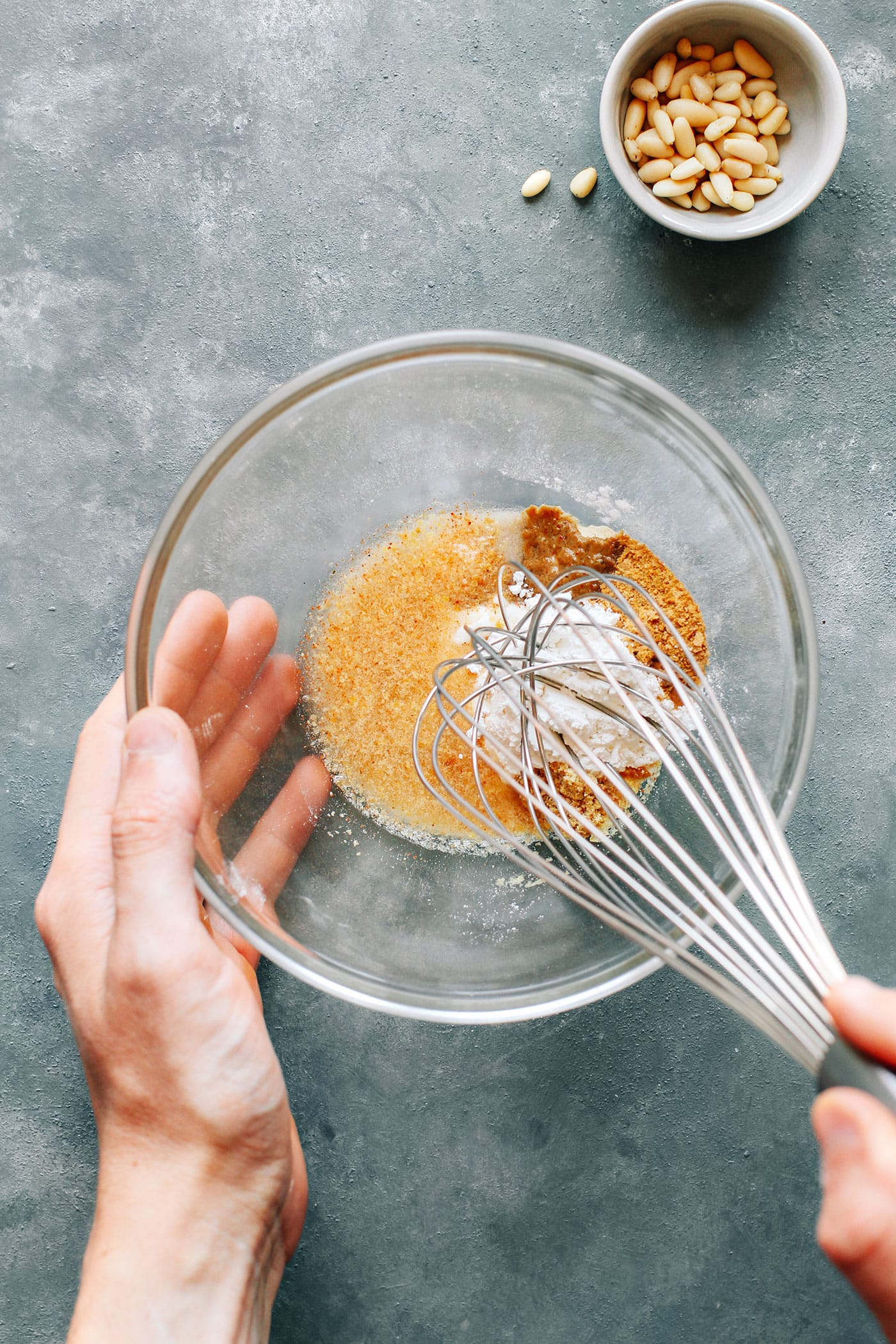Seedy and Cheesy Tuiles (Vegan + GF)