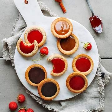 Soft Thumbprint Cookies