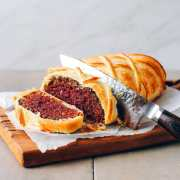 Vegan Seitan Wellington