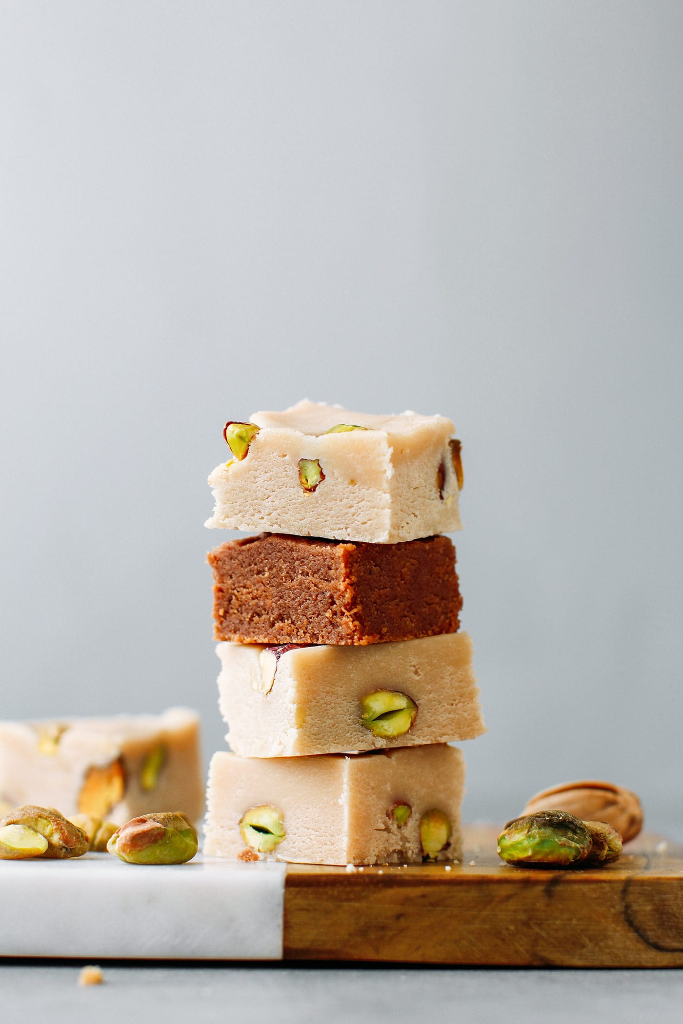Vegan Halva (2-Ingredient!)
