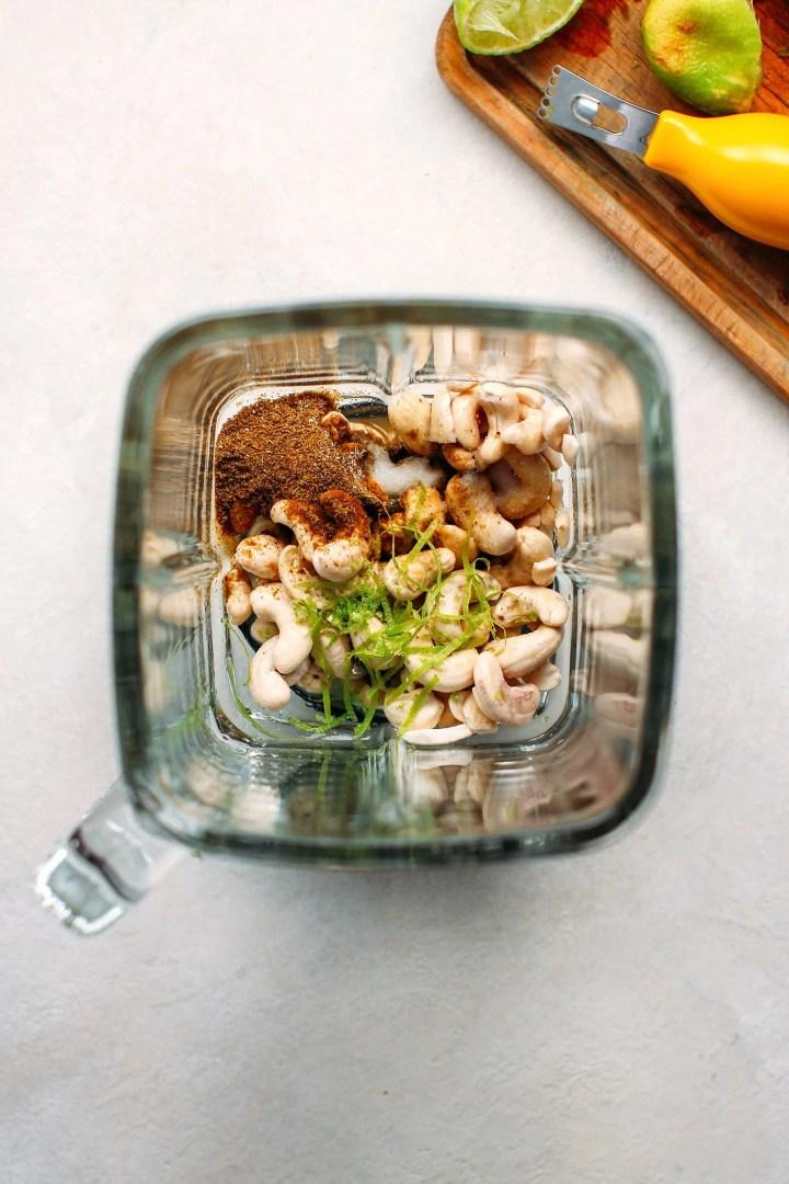 Cumin & Lime Buckwheat Kale Chips