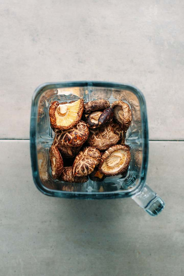 How to Make Mushroom Seasoning