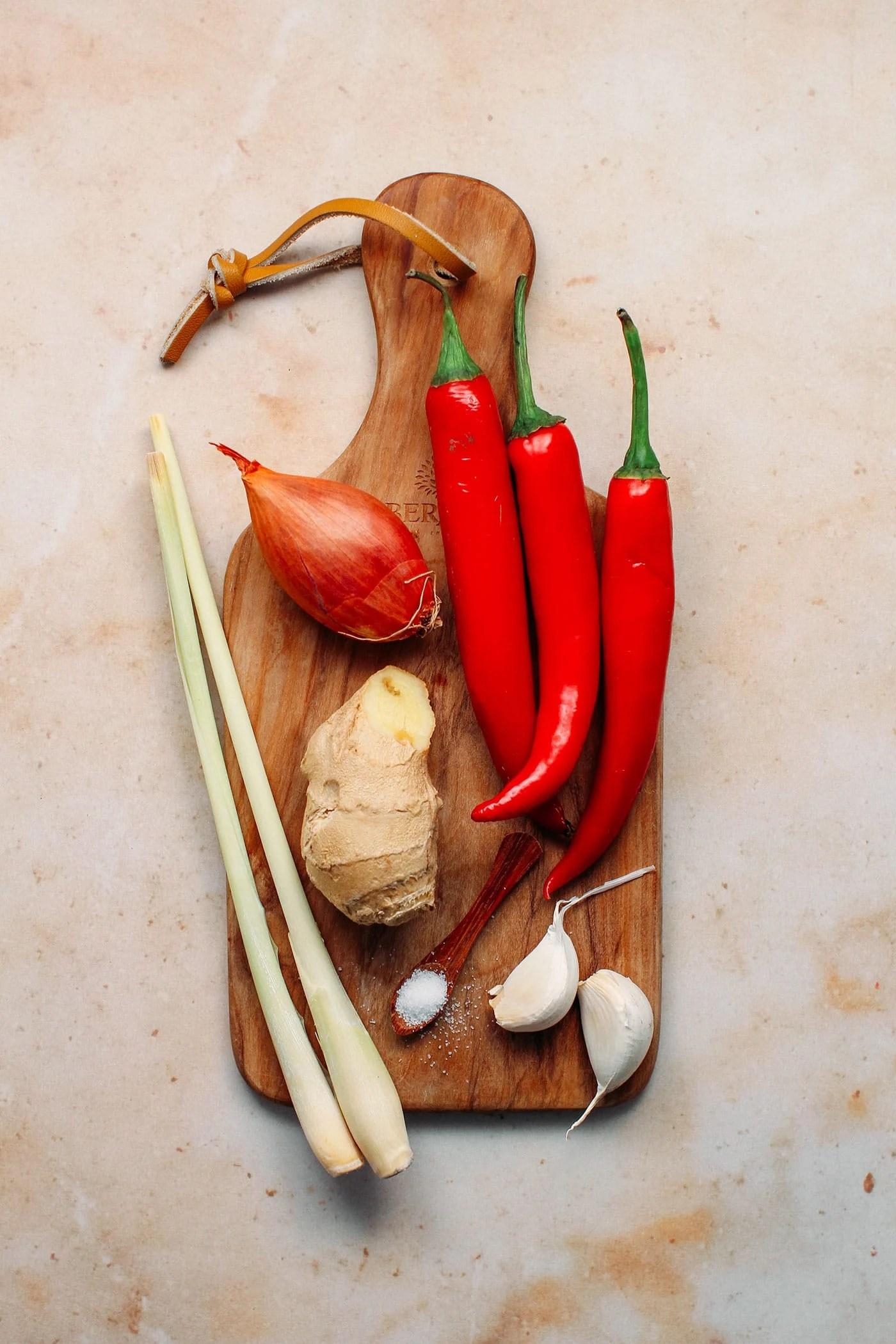 My Favorite Chili Paste