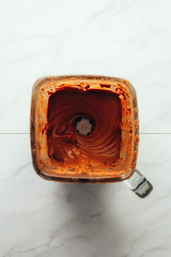Smooth Vanilla Chocolate Spread