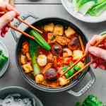 Vegan Thai Hotpot (Sweet & Sour)