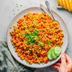 Thai Fried Rice (Sweet & Sour!)