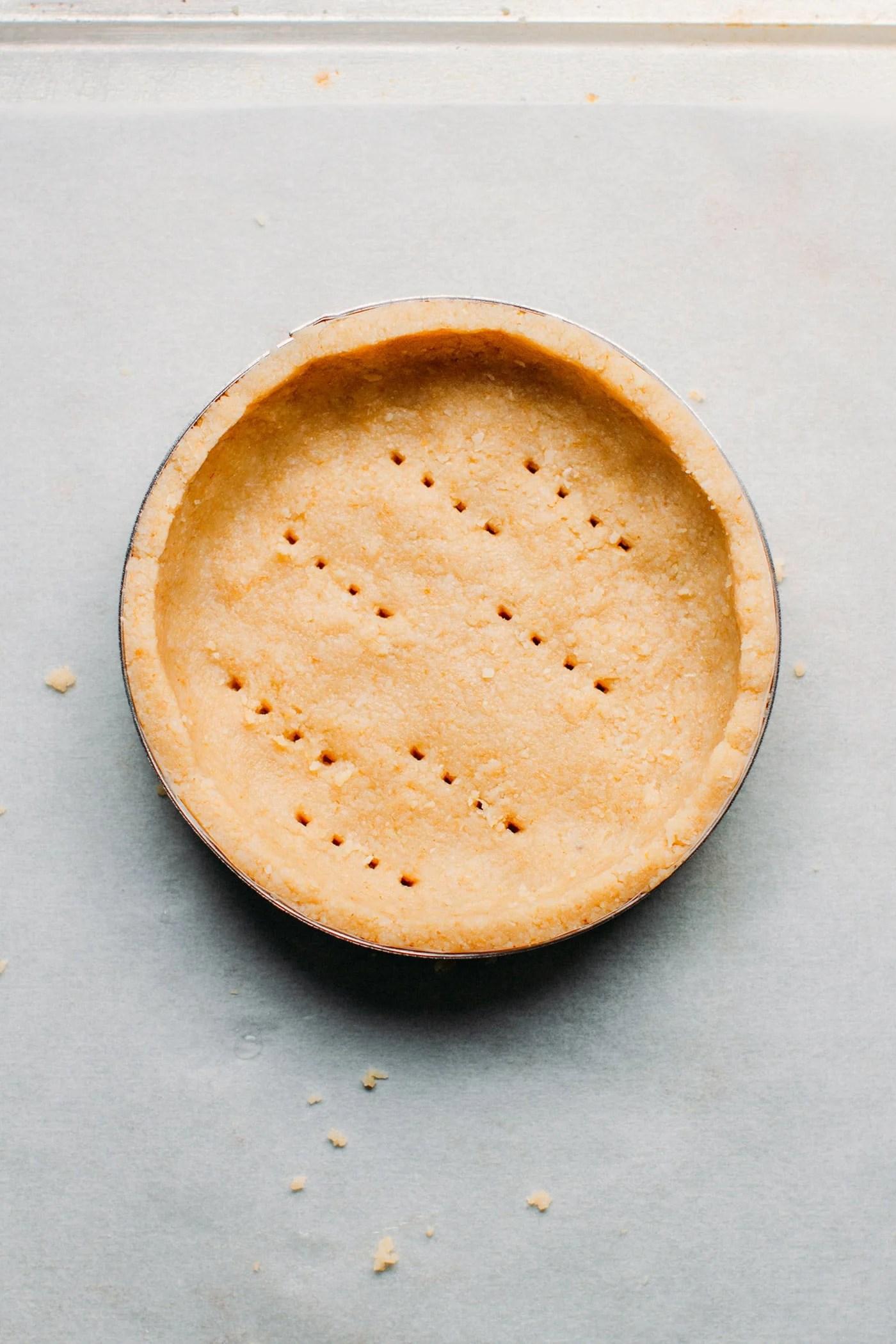 Ultimate Vegan Chocolate Tart