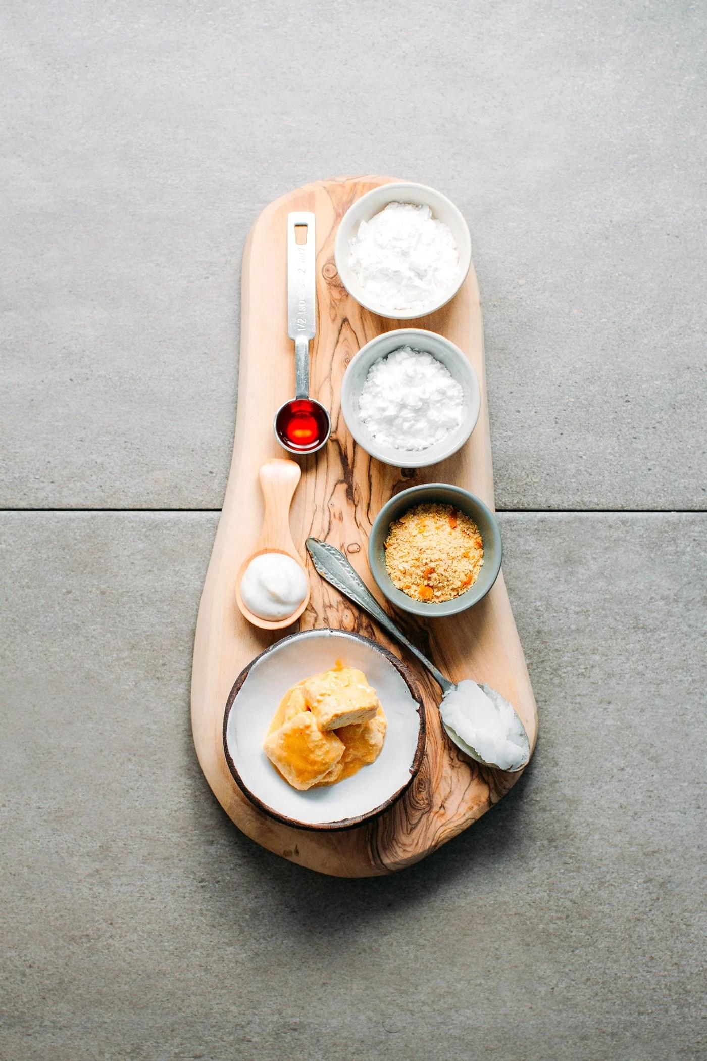 Vegan Cheese Slices (10-Minute!)