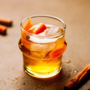 Vanilla, Caramel & Cinnamon Liquor