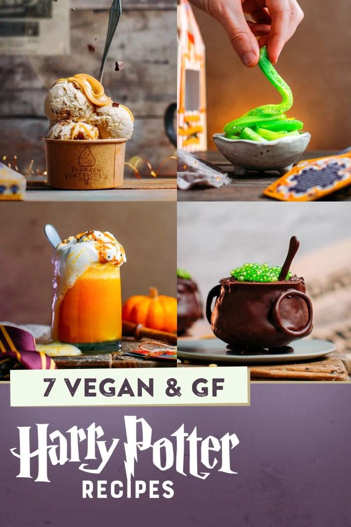 7 Vegan Harry Potter Inspired Recipes