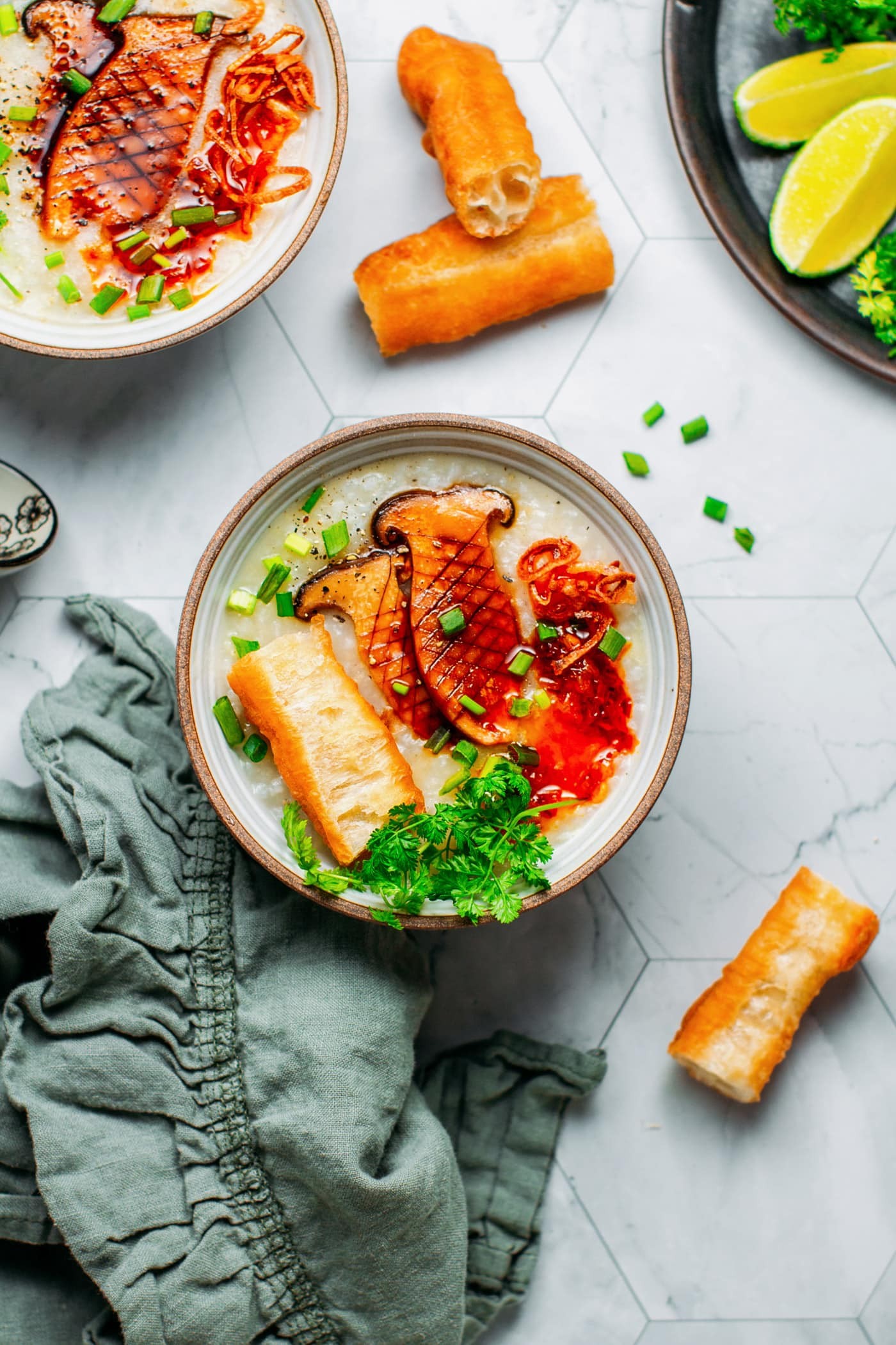 Vegan Instant Pot Congee