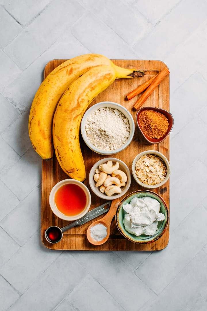 Vegan Banana Oatmeal Whoopie Pies