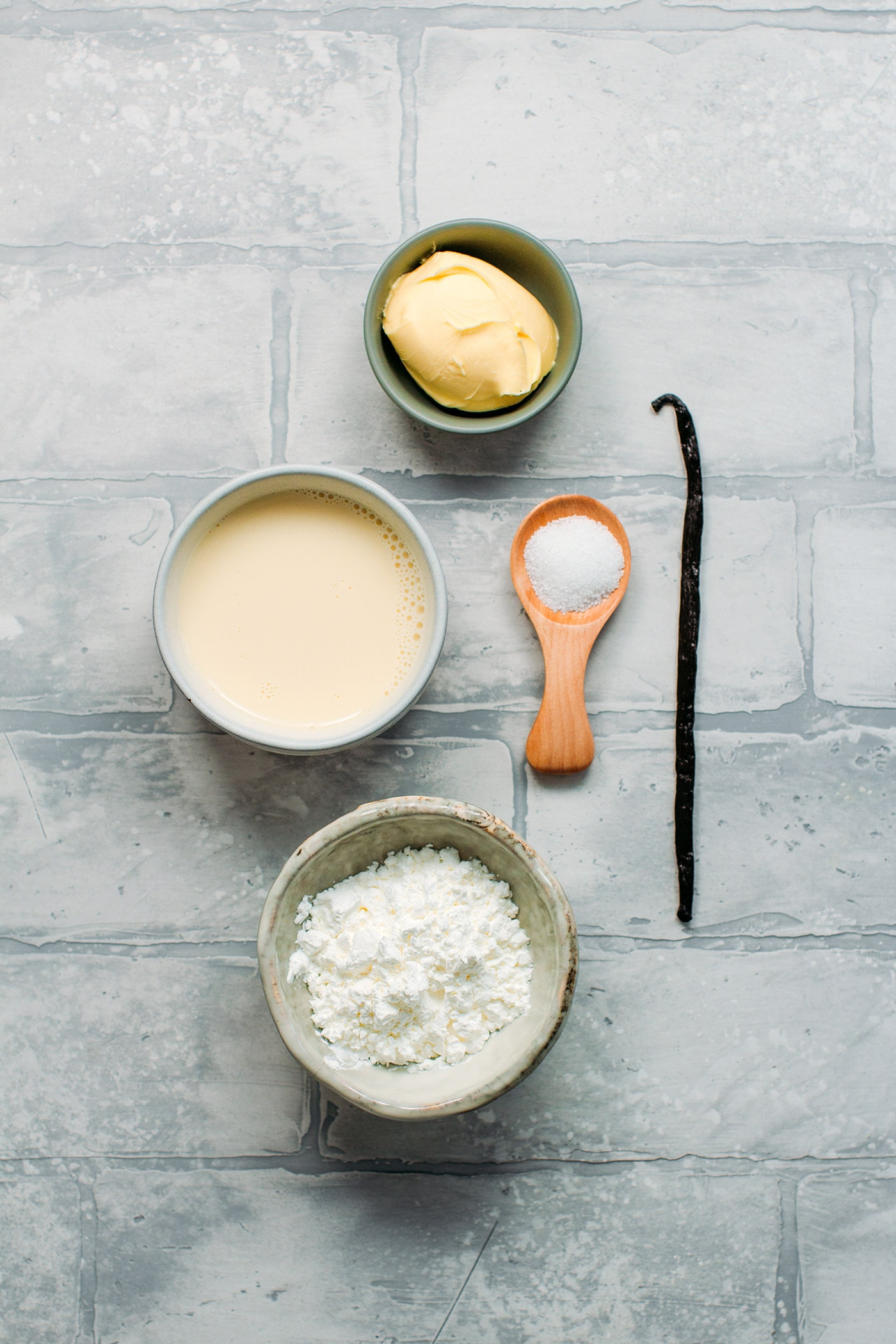 How to Make Vegan Vanilla Pastry Cream