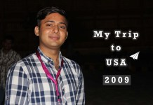 Jatendar Dharani: My Trip to United State of America