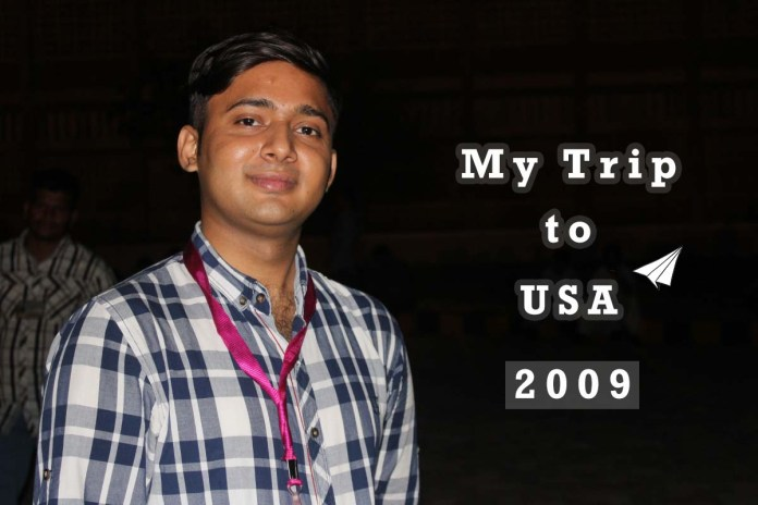 Jatendar Dharani: My Trip to United State of America