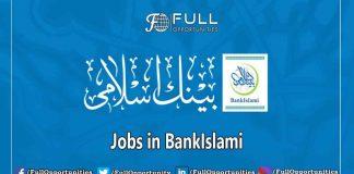 Jobs in BankIslami
