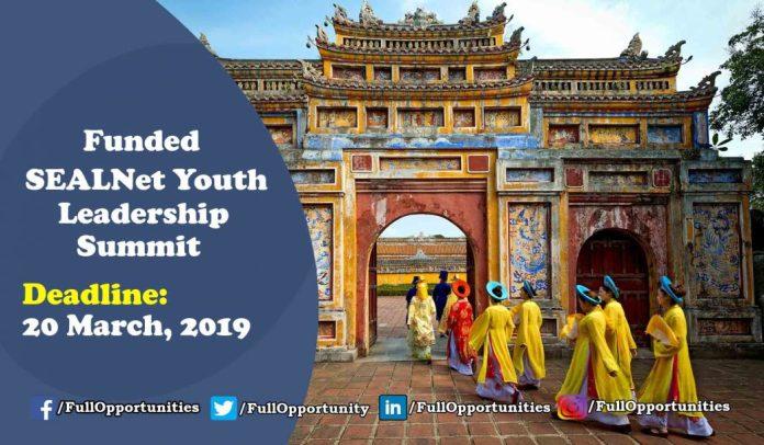 SEALNet Youth Leadership Summit 2019 Program