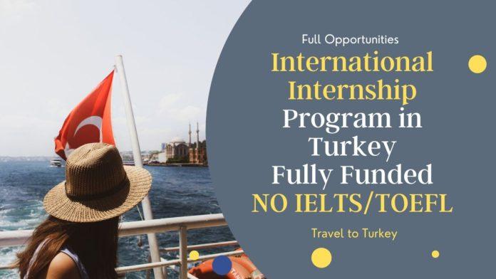 International Internship Program in Turkey