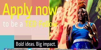 TED Fellowship Program