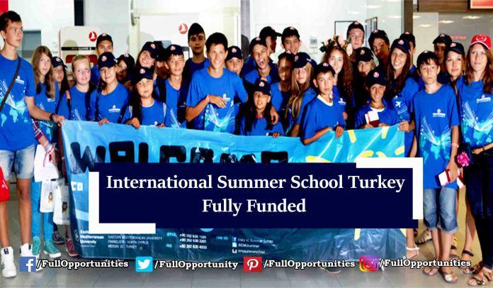 International Summer School Turkey