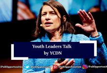 Youth Leaders Talk 2019 by YCDN in Pakistan