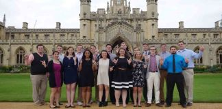 Scholarships in Cambridge